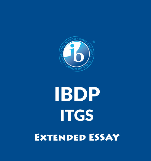 Example itgs extended essay